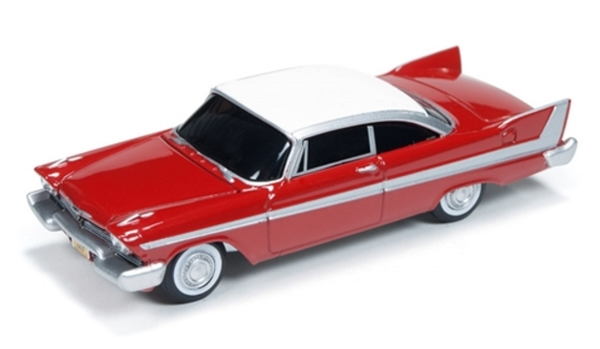 Christine - 1958 Plymouth Fury in Red (1:64)