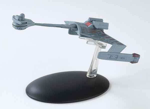 Star Trek - Klingon KTinga-Class Battlecruiser Star Trek:, Eagle Moss Item Number EMST07