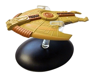 Star Trek - Hideki Class Cardassian Scout Ship, Eagle Moss Item Number EMST33