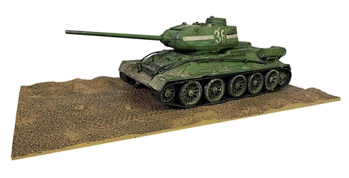 T-34/85 - Soviet Army 55th Guards Brigade 7th (1:32)