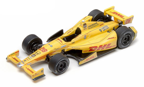 #28 Ryan Hunter-Reay - 2014 Indianapolis 500 Champion (1:64)