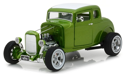 1932 Custom Ford Hot Rod (1:18)