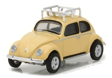 1948 Volkswagen Split Window Beetle (1:64)