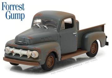 1951 Ford F-1 Truck Run Forest Run! (1:43)