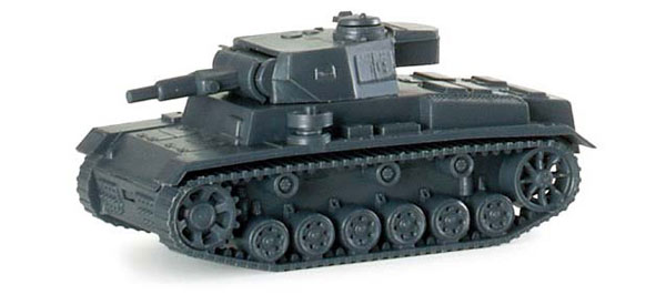 Panzer III 174 Former German Army (1:87)