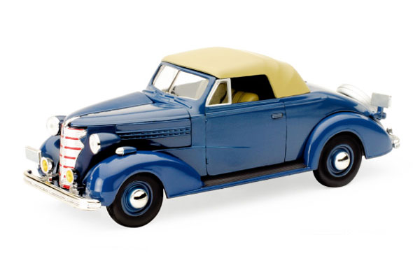 1938 Chevrolet Master Convertible Cabriolet (1:32)