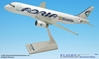 Adria (99-Cur) A320-200 (1:100), Flight Miniatures Snap-Fit Airliners Item Number AB-32020C-007