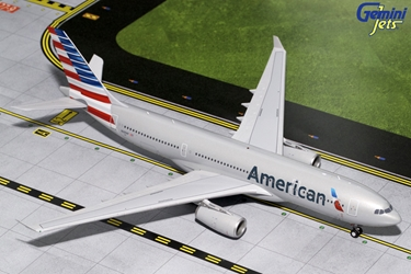 American Airlines A330-200 N290AY (1:200), GeminiJets 200 Diecast Airliners Item Number G2AAL630