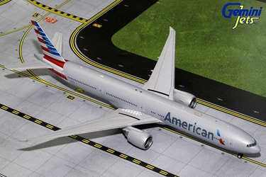 American B777-300ER N719AN (1:200), GeminiJets 200 Diecast Airliners, Item Number G2AAL685