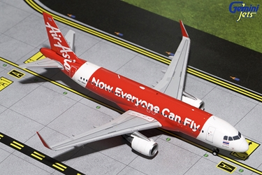 Air Asia Thai A320-200 Sharklets HS-BBH (1:200)