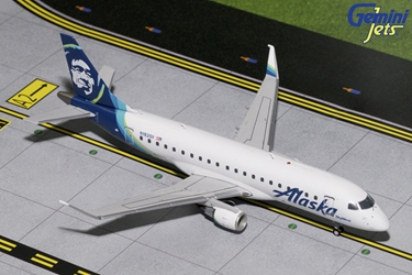 Alaska Airlines ERJ-175 N182SY (1:200) - New Mould