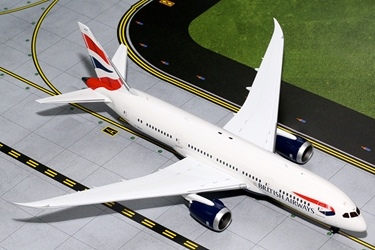 British Airways B787-8 G-ZBJC (1:200)