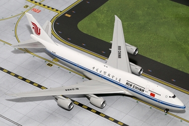 Air China B747-8I B-2486 (1:200) - New Mould, GeminiJets 200 Diecast Airliners, Item Number G2CCA506