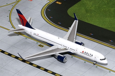 Delta B757-200W N6702 (1:200), GeminiJets 200 Diecast Airliners, Item Number G2DAL500