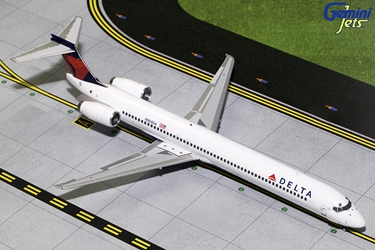 Delta Airlines MD-90 N904DA (1:200) - Preorder item, order now for future delivery