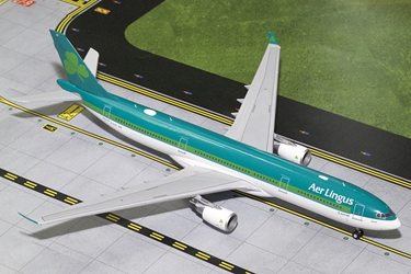 Aer Lingus A330-300 EI-EAV (1:200), GeminiJets 200 Diecast Airliners Item Number G2EIN384
