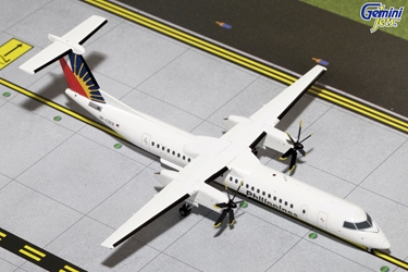 Philippine Airlines Dash 8-Q400 RP-C3031 (1:200), GeminiJets 200 Diecast Airliners, Item Number G2PAL578