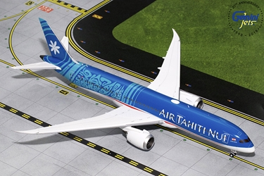 Air Tahiti Nui B787-9 New Livery F-ONUI (1:200), GeminiJets 200 Diecast Airliners, Item Number G2THT749