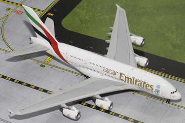 "Emirates A380 ""Expo 2020"" A6-EEL (1:200)"