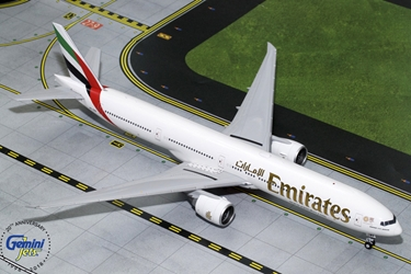 Emirates B777-300ER New Expo 2020 Livery A6-ENU (1:200), GeminiJets 200 Diecast Airliners Item Number G2UAE771