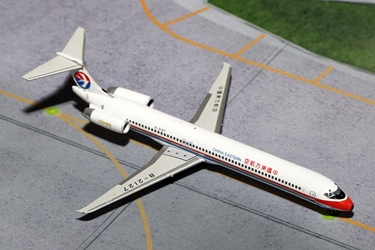 China Eastern MD-80 (1:400), GeminiJets 400 Diecast Airliners Item Number GJCES1372