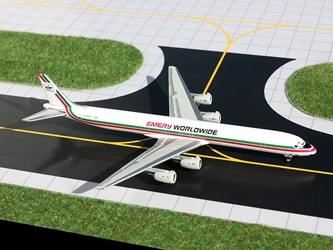 Emery Worldwide DC-8-73F (1:400), GeminiJets 400 Diecast Airliners, Item Number GJEMR833