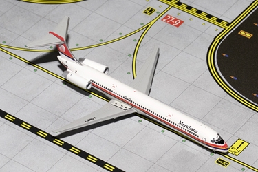 Meridiana MD-80 I-SMET (1:400), GeminiJets 400 Diecast Airliners Item Number GJISS1512