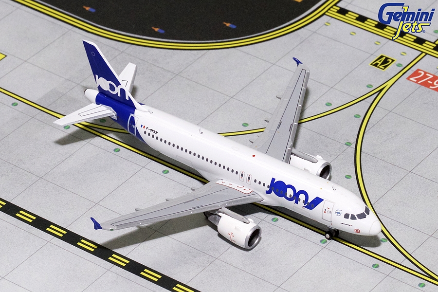 Joon A320-200 F-GKXN (1:400) - Preorder item, order now for future delivery