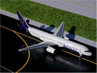 Royal Aviation B757-200 (1:400), GeminiJets 400 Diecast Airliners, Item Number GJROY140