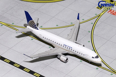 United Express ERJ-175 N163SY (1:400)