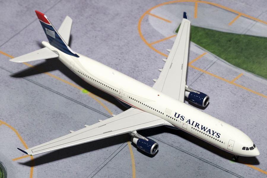 "US Airways A330-300 ""N274AY"" (1:400)"