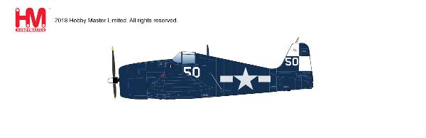 "F6F-5 Hellcat White 50, ""Jolly Rogers"", VF-17, USS Hornet, 1945 (1:32) - Preorder item, order now for future delivery"