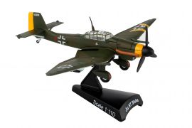 JU87 Stuka (1:110) by Postage Stamp Diecast Planes item number: PS5339-4