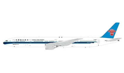 China Southern Airlines 777-31B/ER B-2007 with stand (1:200)