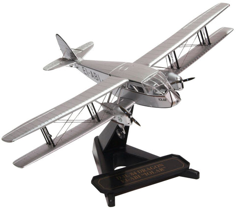 de Havilland DH.84 Dragon EI-ABI, IOLAR (1:72) by Oxford Diecast 1:72 Scale Models Item Number: 72DG003