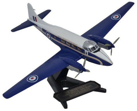 de Havilland DH.104 Devon C.2, Royal Aircraft Establishment (1:72), Oxford Diecast 1:72 Scale Models, 72DV003
