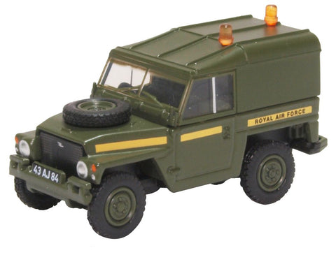 "Land Rover 1/2-Ton ""Lightweight"", Royal Air Force (1:76 OO Scale) by Oxford Diecast Military Vehicles"