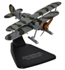 Gloster Gladiator Mk.II, Gideon Karlsson, B Flight 19, Finnish Air Force, Winter War, March 1940, Oxford Diecast 1:72 Scale Models, Item Number AC056
