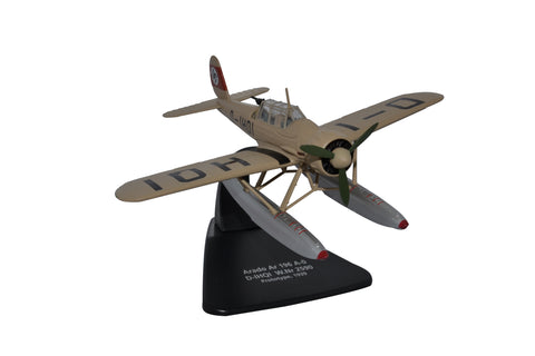 Arado Ar 196 V2 Prototype D-IHQI, 1938 (1:72), Oxford Diecast 1:72 Scale Models Item Number AC080