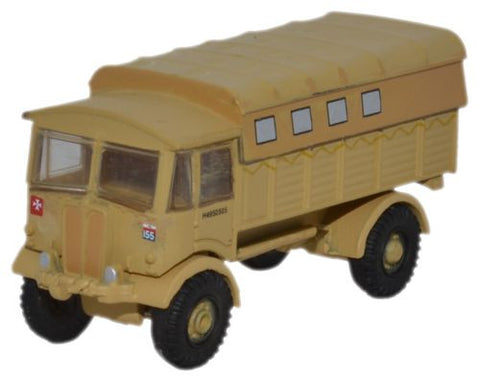 AEC Matador Artillery Tractor, Royal Artillery, Malta, World War II (1:148 N Scale) by Oxford Diecast Military Vehicles