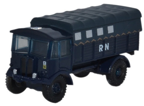 AEC Matador Artillery Tractor, Royal Navy (1:148 N Scale) by Oxford Diecast Military Vehicles