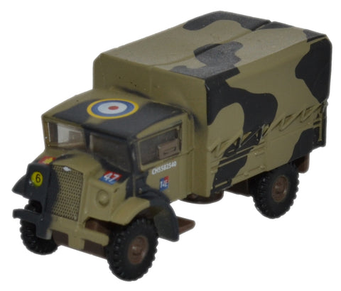 Bedford CMP (Canadian Military Pattern) Truck, 1st Canadian Infantry Division, Italy, 1943 (1:148 N Scale) by Oxford Diecast Military Vehicles