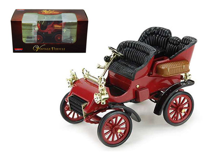 1903 Ford Model A Red 1/32 Diecast Car Model by Arko Products, Arko Item Number 301