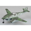 ME 262A Schwalbe Luftwaffe JV 44, White 3, Adolf Galland, Munich-Riem, Germany, 1945 (1:72) by EasyModel Aircraft Models
