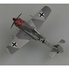 FW190A-6, 2/JG1,1943 (1:72) by EasyModel Aircraft Models