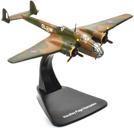 Handley Page Hampden Mk.I 83 Squadron, Royal Air Force, 1940 (1:144) , Atlas Editions Item Number ATL-4646-112