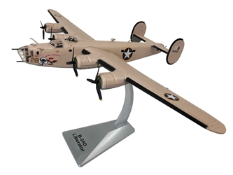 "B-24D Liberator ""Wongo Wongo,? 512th BS, 376th, 9th AF, 1943 - New Tooling (1:72) by Air Force 1 Diecast Item Number: AF1-0157"