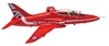 Red Arrows Hawk U.S. Tour 2019 Scheme (1:72)