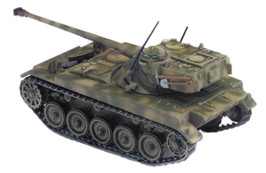 AMX 13-75 Tank - France 1967 (1:72) by War Master Diecast Models item number: WM-S7200513