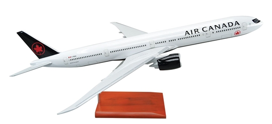 Air Canada 777-300 New Livery 1:100 New Livery by Executive Series Display Models item number: G55610